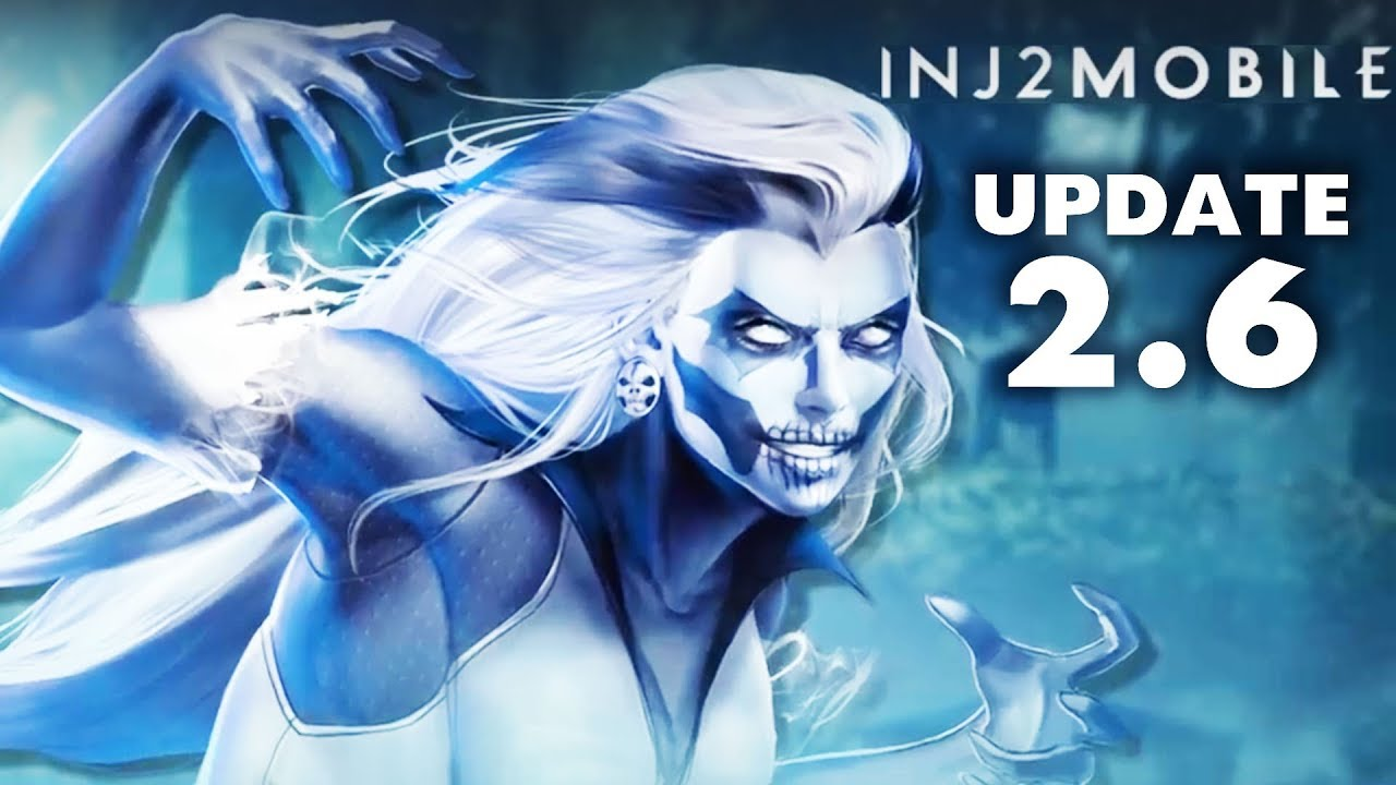Injustice 2 Mobile Update 2 6  SILVER BANSHEE! New Characters and Modes!