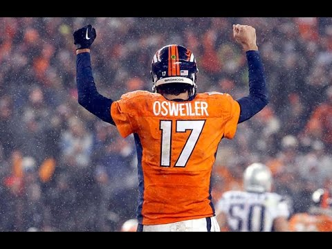 Brock Osweiler 2015 Highlights