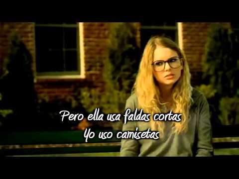 Taylor Swift   You Belong With Me Traducida en Español
