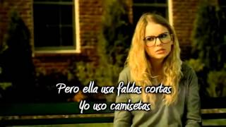 Taylor Swift You Belong With Me Traducida en Español