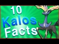 10 Interesting Facts About the Kalos Region!
