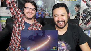 KINGDOM HEARTS 3 Gameplay Trailer - E3 2015 REACTION & REVIEW!!!
