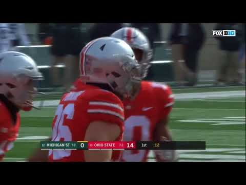 2017 - Michigan State Spartans at Ohio State Buckeyes in 30 Minutes