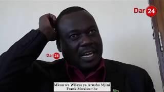 Dc Mpya Longido Aingilia Mapigano ya Wawekezaji ,Sasa Amani Tu