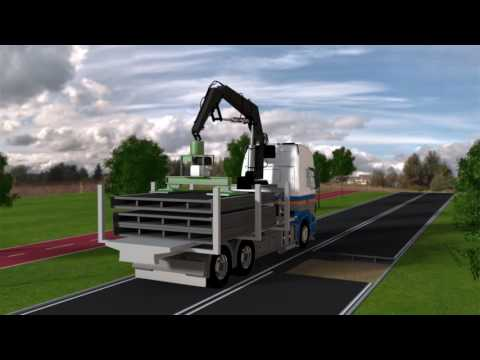 PlasticRoad - A revolution in building roads