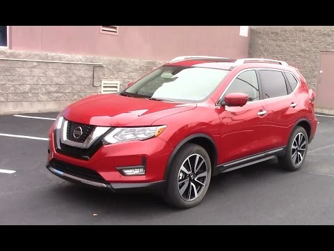 2017 nissan rogue sl awd performance fuel economy youtube. Black Bedroom Furniture Sets. Home Design Ideas