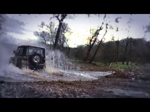 Jeep Commercial 2016