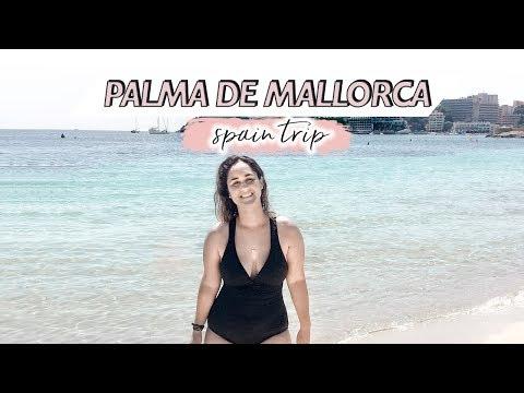 Palma de Mallorca, Spain | Summer Europe Trip 2017 | Isabel Velazquez