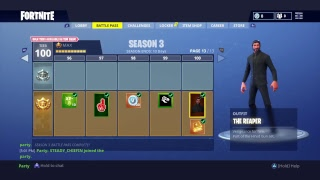 FORTNITE LIVE: RR GIVEAWAY