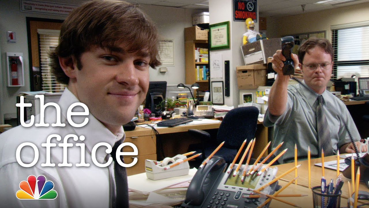 Download The Best Moments from the Pilot Episode - The Office