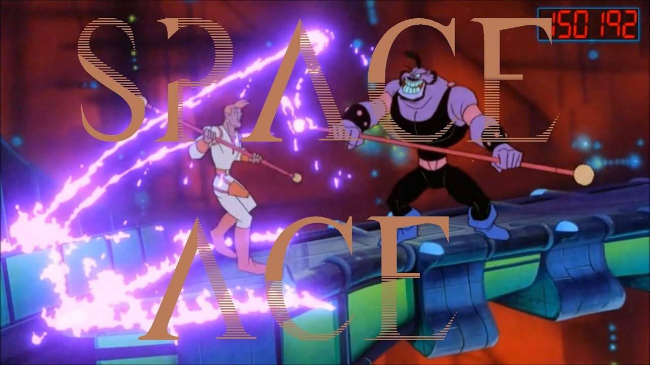 Space Ace Hd Full Playthrough 1080p High Quality Hd Pc