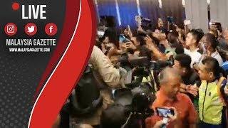 MGTV LIVE : Majlis Makan Malam Muafakat Ahli Parlimen Di Sheraton PJ