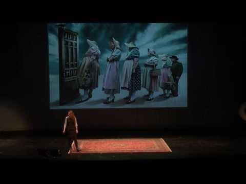 דינה בווה - הרצאה מתוך כנס הצילום של ישראל 2014