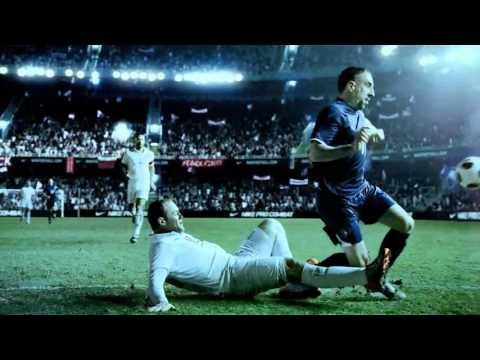 NIKE JUST DO IT - Отличная мотивация про футбол