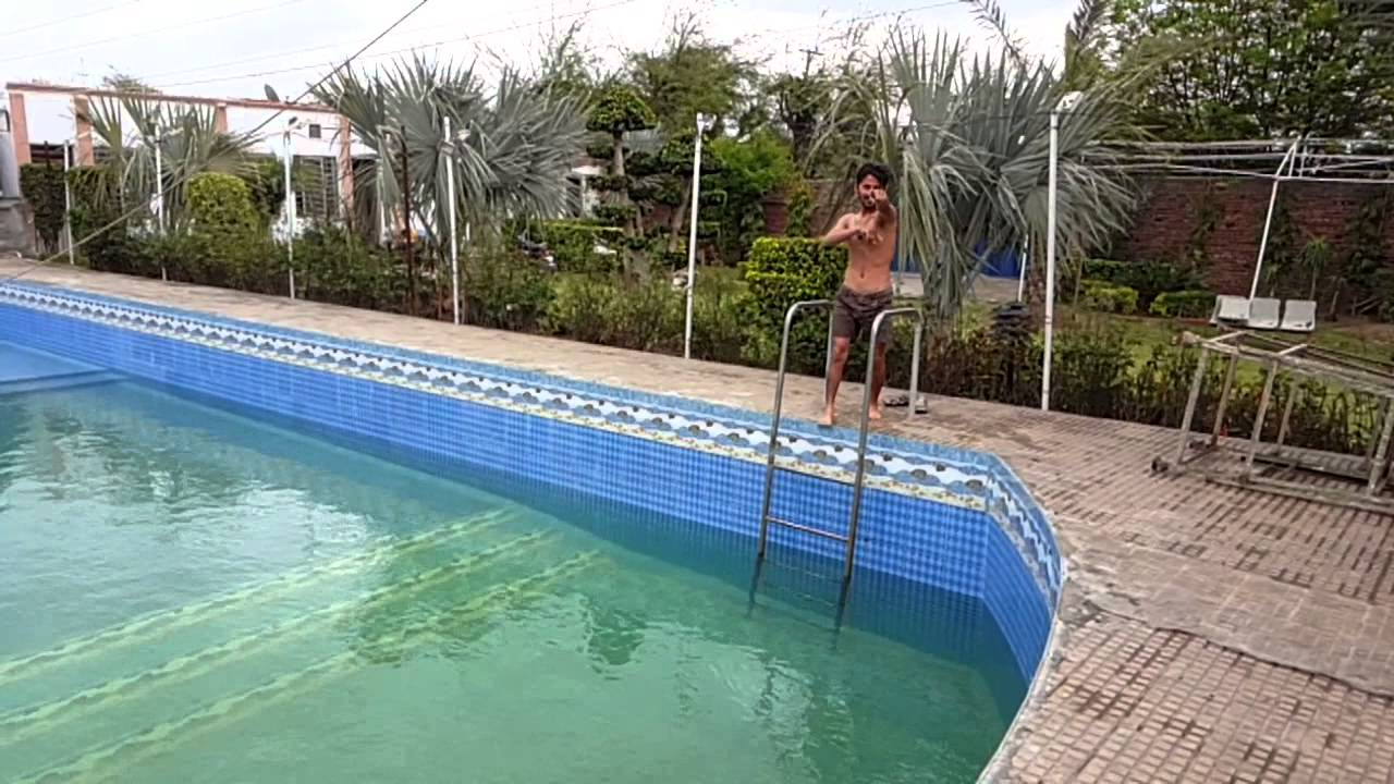 swimming pool cool pool  YouTube