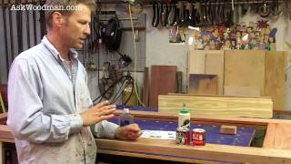17 Intro To Gluing And Clamping - Solid Wood Door Series - Video 7