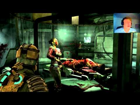 STOP TICKLING HIM - Dead Space - Episode 6