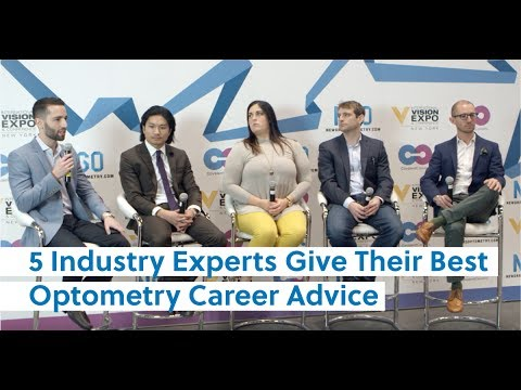 5 Industry Experts Pull Back the Curtain on Optometry Careers