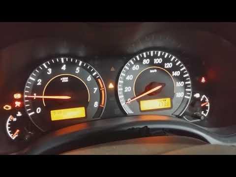 Toyota Fielder, выставление уровня рабочей жидкости в вариаторе