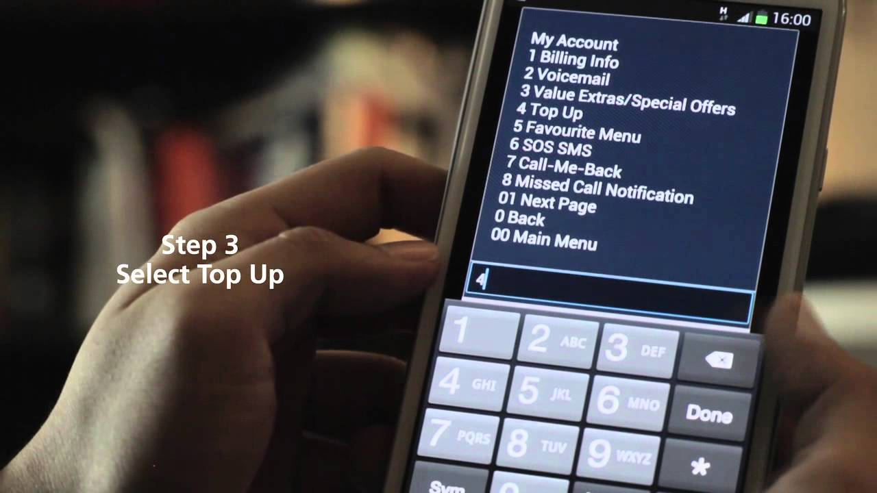 How To Top Up Your Hotlink Account: From A Family/Friend's Maxis Postpaid  Account