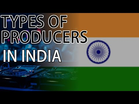 Types Of Producers In India