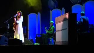 "Katie Melua - ""God on the drums, devil on the bass"", Poznań, 03.04.2014"