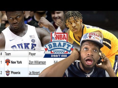JA MORANT RANKED #1 OVER ZION WILLIAMSON NOW!? Mp3