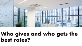 Ottawa Mortgage Man - Who Gives And Who Gets The Best Rates