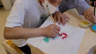 도자공예를 통한 그림그리기