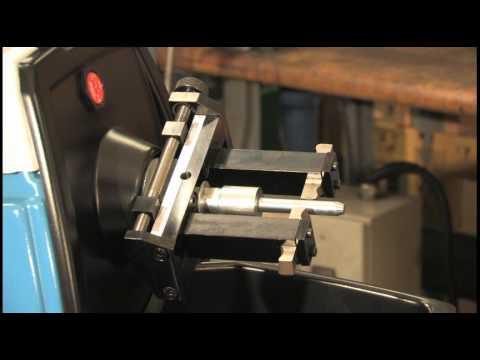 Finn Power FS50 Skiver Video