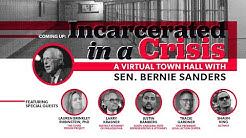 INCARCERATED IN A CRISIS (LIVE AT 8PM ET)