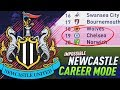 Chelsea Are Getting Relegated? Fifa 18 Newcastle United Career Mode #13