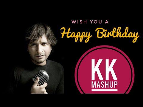 KK. Mashup || Ankush || Acoustic AK || Birthday Special ||