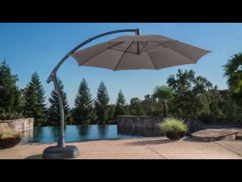 Proshade 11ft Cantilever Umbrella Video
