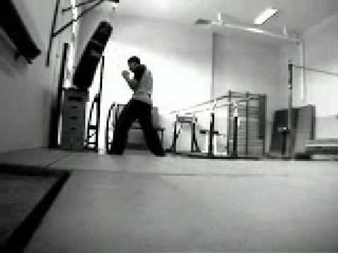 David Belle feat Eminem - Lose Yourself Parkour Vid