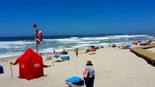 Praia da Costa Nova em 03 de Julho de 2016
