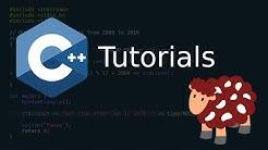 C++ Grundlagen Tutorial #009 Zufallszahlen