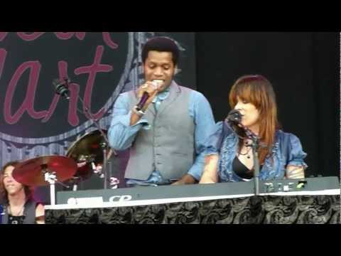 Bospop Beth Hart + Ty Taylor (Vintage Trouble) I'll Take Care Of You