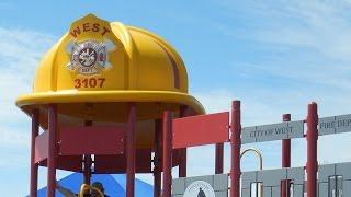 West, Texas: Parker's Park Fireman Hat Reveal