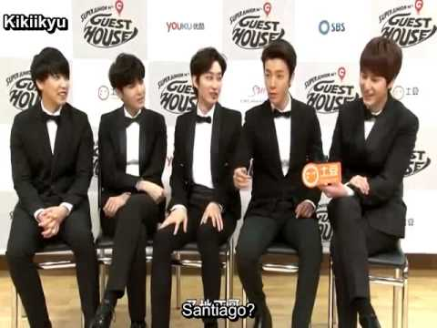 140728 SJM's Interview with Tudou for Guest House (eng sub)