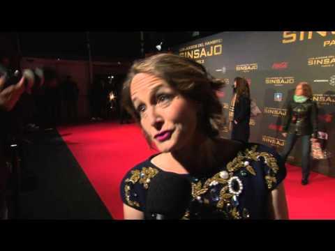 Mockingjay Part 2 Madrid Premiere - Nina Jacobson Soundbites
