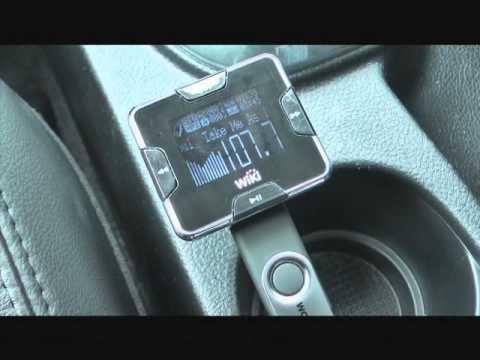 Transmetteur MP3 Voiture, écoutez votre téléphone, Mp3 dans votre voiture