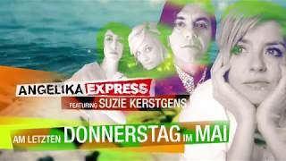 Angelika Express - Am letzten Donnerstag im Mai (Official Audio) Feat. Suzie Kerstgens