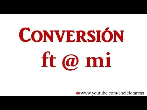 16. La longitud en el Sistema Inglés from YouTube · Duration:  7 minutes 13 seconds