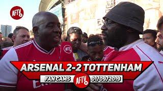 Arsenal 2-2 Tottenham  | What Is Xhaka Brining To This Team?! (Kenny Ken)