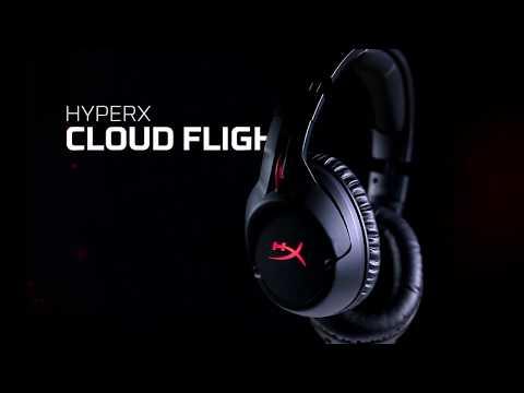 HyperX Cloud Flight Wireless Gaming Headset @ JB HIFI