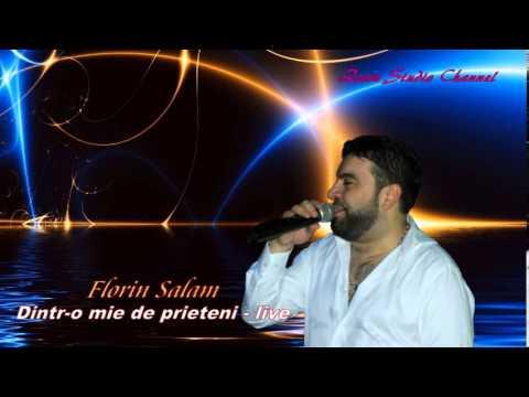 FLORIN SALAM DINTR- O MIE DE PRIETENI, ZOOM STUDIO