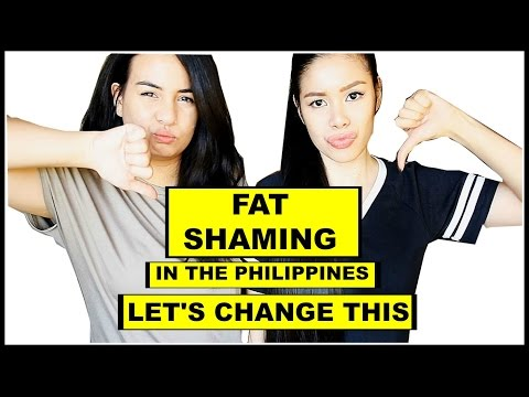Everyday Casual Fat Shaming In the Philippines-Our Experiences-Let's Change This!