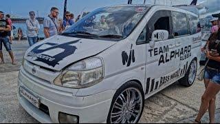 Team Alphard Russia: Обзор автомобиля Nissan Serena (Bass Magaz)