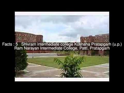 List of educational institutions in Pratapgarh, Uttar Pradesh Top  #11 Facts